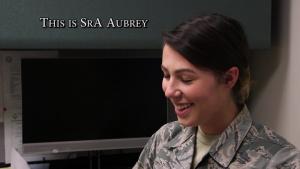 Trusted Care Hero - SrA Aubrey