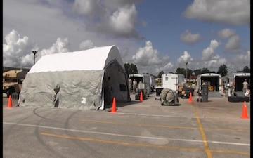 Hurricane Harvey Relief B-roll