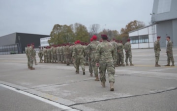 173rd Arrives in Serbia