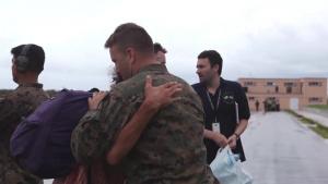 Motivation: SPMAGTF-SC Marines, sailors wrap up 2017 deployment