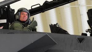 Lt. Gen. Roberson discusses his career impact