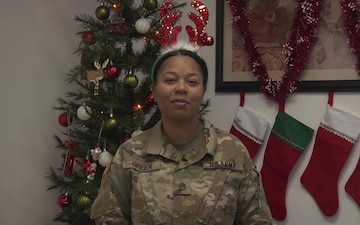 Staff Sgt. Michelle Green