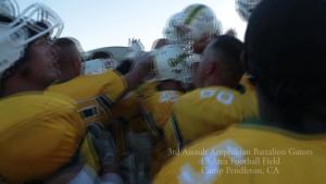 3rd AABN Gators Football Team