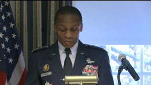 Transcom Commander Speaks at Air Force Association Event