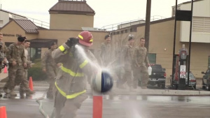 Malmstrom AFB Fire Muster