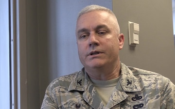 Coffee with Commanders: Colonel Hatch