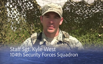 Staff Sgt. Kyle West - Thanksgiving Greeting