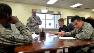 Defying odds: An Airman's focused journey