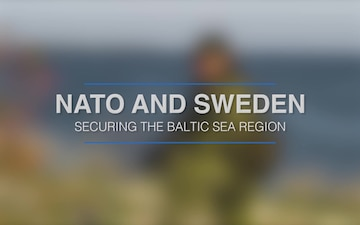 Baltic Sea Security: A Shared Priority for Sweden and NATO - Master Version
