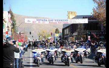 Nevada Day Parade 2017