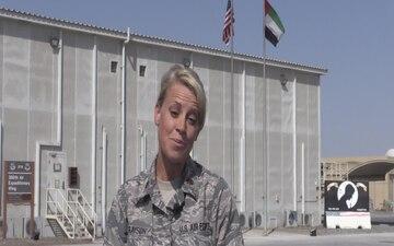 Major Jodi Grayson
