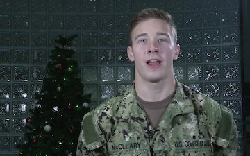 Nicholas McCleary- Holiday Greetings from Bahrain