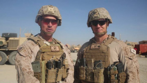Staff Sgt. Haynes and Sgt. Comtois Detroit Lions Shout-out