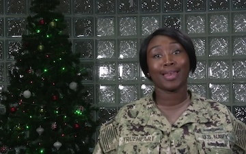 Erica Trueheart- Holiday Greetings from Bahrain