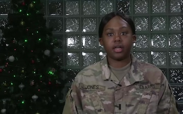 Shundrika Jones- Holiday Shoutouts from Bahrain
