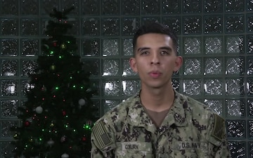 Jesse Coburn - Holiday Greetings from Bahrain