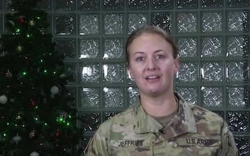 Amanda Jeffries - Holiday Greetings from Bahrain