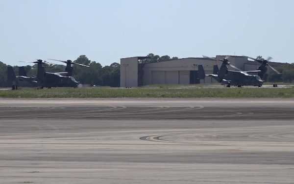 Irma Aircraft Evacuation