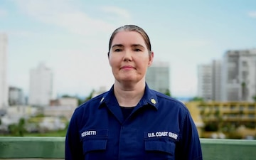 Lt. Cmdr. Johna Rossetti Holiday Greeting 4