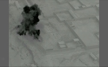 U.S. HIMARS strike Against Taliban Revenue Streams