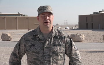 "Master Sgt. Phil Speck's Thanksgiving ""Shout Out"""
