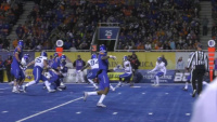 B-Roll Air Force Falcons vs Boise State Broncos