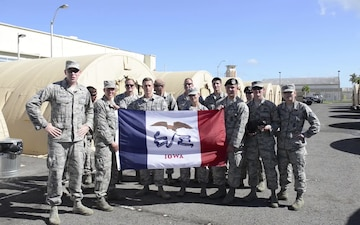 132nd SFS Give a Shout Out