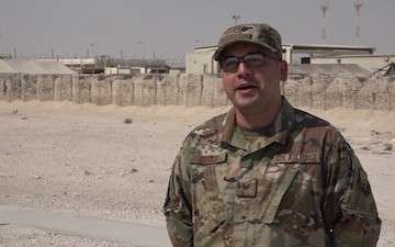 Tech. Sgt. Hector Cortes' Thanksgiving Shout Out