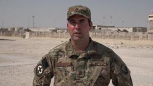 Major Aric Steinmann's Thanksgiving Shout Out