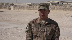Tech. Sgt. Tony Turne's Thankgiving Shout Out