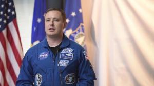 AF Space Command unveils AF Astronaut wall