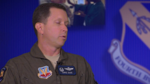 4th Fighter Wing Commander's Corner: Wing Chaplain Rosenthal