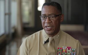 Major General Craig Crenshaw