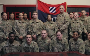 STB, 3rd ID RSSB Holiday Greeting
