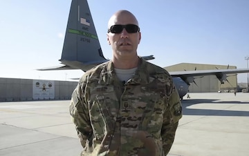 Master Sgt. Timothy Neal Holiday Shout Outs-Ogden, UT