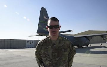 Tech. Sgt. Justin Jacobs Holiday Shout Outs-Wichita, KS