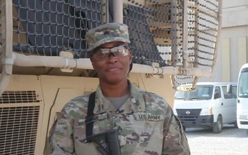 SGT Ameenah Smith Holiday Greeting
