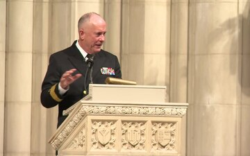 Marine Worship Service Full Ceremony
