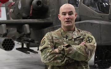 1-10 ARB Apache Pilots Offer Advice to New Officers