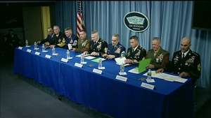 Combatant Command Representatives Brief on Enlisted Leader Conference
