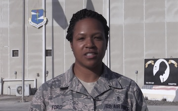 MSgt. Treverly Ford