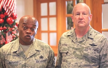 Holiday Message to the 127th Wing