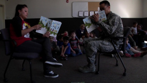 Air Force Report: Native American Reading