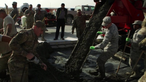 332 ECES repairs airfield in AOR (Complete News Story)