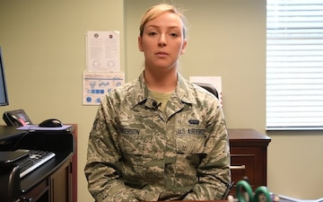 Senior Airman Kaitlyn Henderson - Joint Base Charleston holiday shout outs