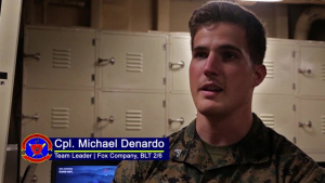 Virtual Warriors: Marines Enhance Combat Fighting Skills with Tactical Decision Kit