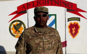 U.S. Army Maj. Nuir A. Hussein Moores 2017 Christmas Season Holiday shout-out