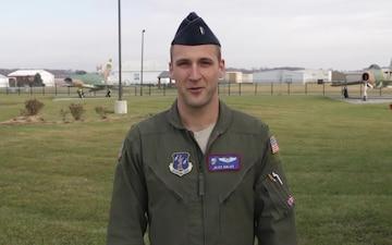 1st Lt. Galat Holiday Greeting