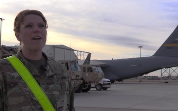 Altus Airmen Train with Fort Sill Soldiers