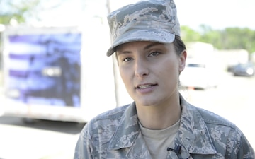 Interview: MNANG Staff Sgt Danielle Weinhaus talks about her deployment to Puerto Rico in support of hurricane relief efforts